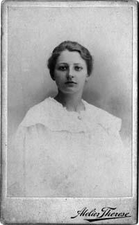 Franziska zu Reventlow (c) Deutsches Literaturarchiv Marbach