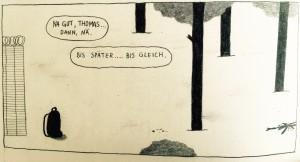 Aus: Jan Soeken »Friends« (avant-verlag)