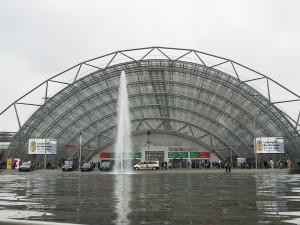 Messegebäude