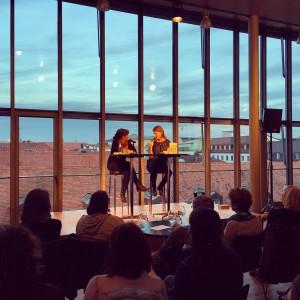 Lilian Loke im Gespräch mit Karolina Kühn